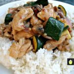 Chicken and Oyster Sauce Stir Fry