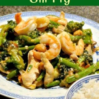 Chinese Spicy Chicken and Broccoli Stir Fry
