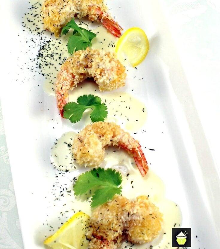 Crispy Breaded Shrimp PTA1