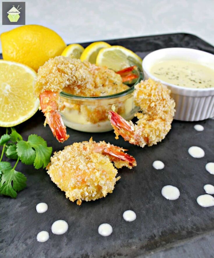 Crispy Breaded Shrimp PTG