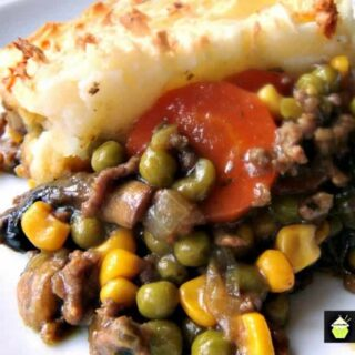 Delicious Cottage Pie. This is a lovely family favorite recipe, using regular budget friendly ingredients and easy to make. Don't forget to make up an extra jug of gravy!   Lovefoodies.com
