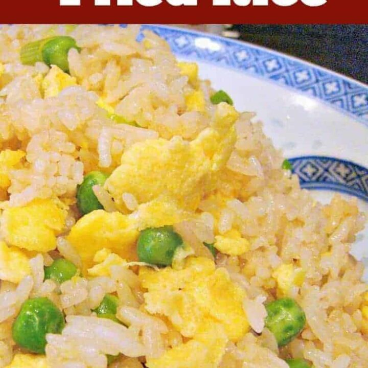 Make some delicious Garlic Fried Rice! I make this often, it's quick, easy and of course super tasty! | Lovefoodies.com