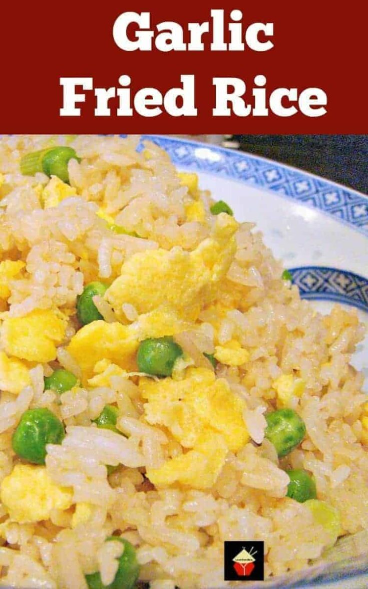 Garlic Fried Rice B
