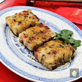 Lo Baak Gou, Chinese Turnip Cake