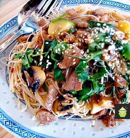 Quick Fried Noodles PT1