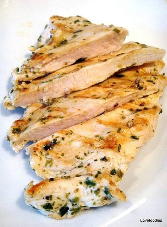 Quick and Easy Moist Chicken Breast Surprise