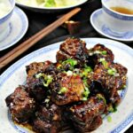 Sticky Sweet Chinese Ribs