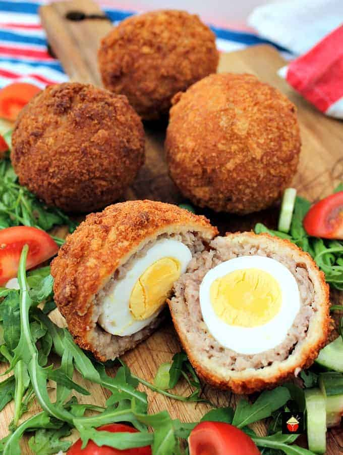 The Best Homemade Scotch Eggs