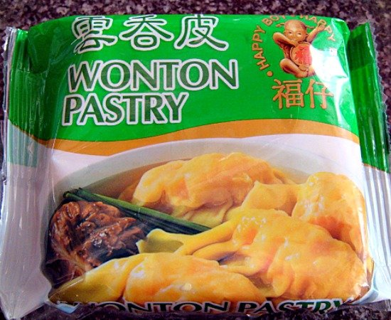 Chinese Wonton wrappers