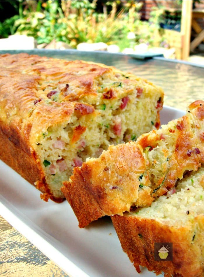 Zucchini Carrot Cake Bread