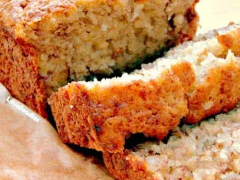 The Best Banana Loaf Pound Cake