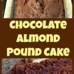 Chocolate Almond Pound Cake