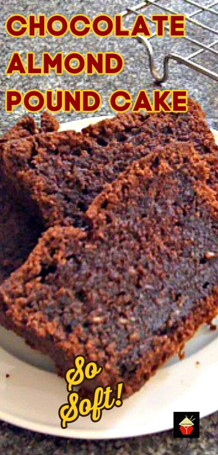 Chocolate Almond Pound CakeP2