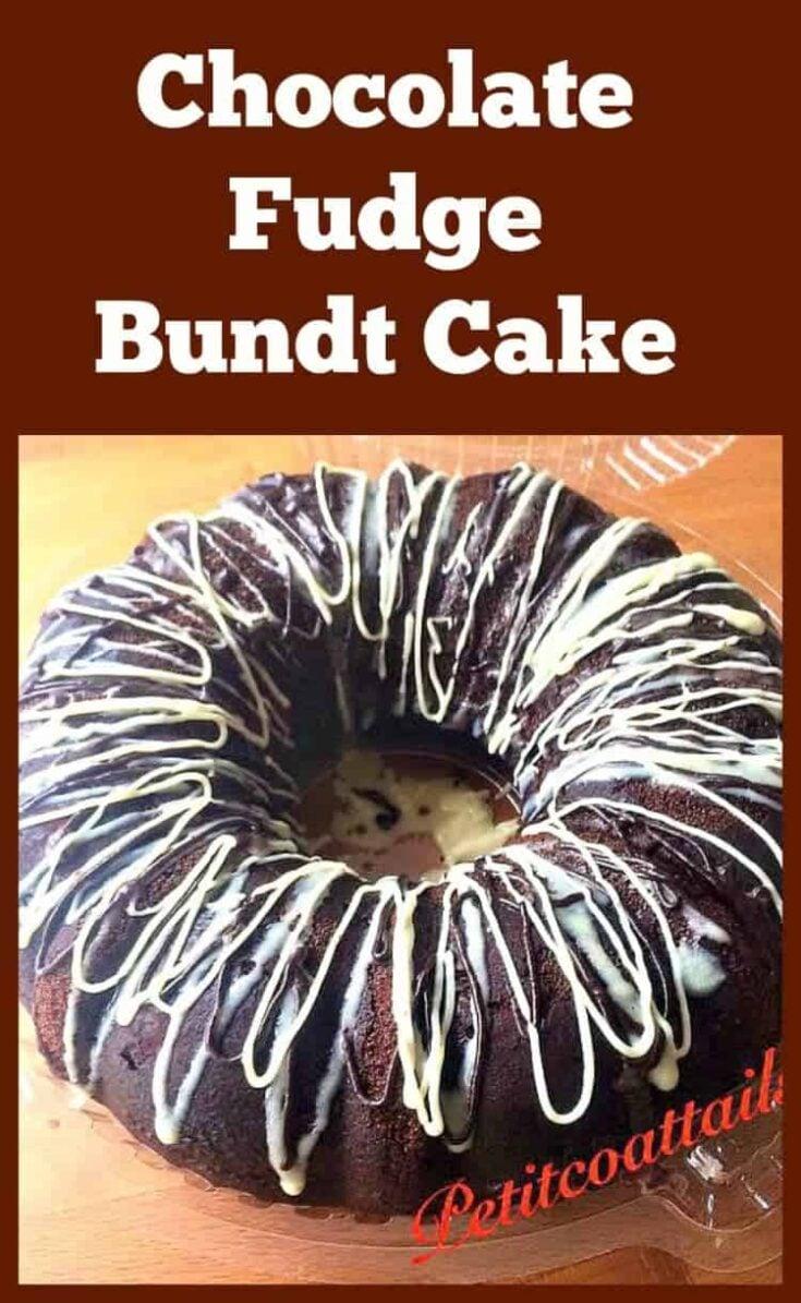 Chocolate Fudge Bundt Cake 2