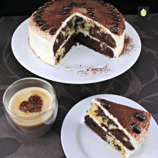 Chocolate Latte Cake