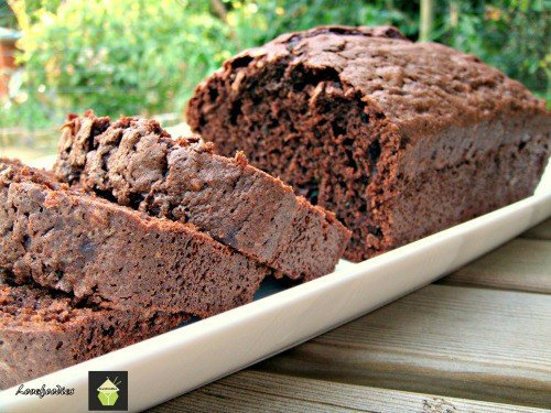 A deliciously soft, moist, double chocolate zucchini bread recipe, made from scratch. Ideal for breakfast, brunch or with a cup of tea! Easy to make loaf cake