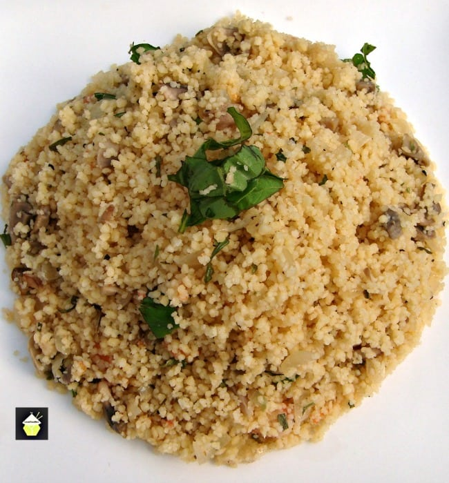 How To Cook Perfect Couscous, tiny steamed balls of durum wheat pasta, simply cooked with fresh ingredients to give it bags of flavor. A perfect Moroccan side dish