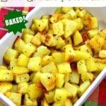 Easy Garlic Potatoes