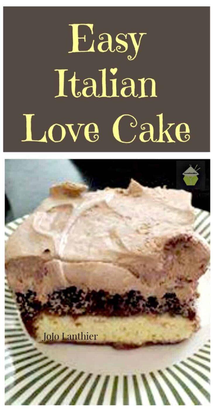 Easy Italian Love Cake 2