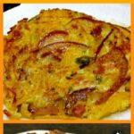 Garlic and Bacon Butternut Patties. These patties taste so good! Cook in a fry pan or waffle maker and serve as a snack, side dish or main. You choose!