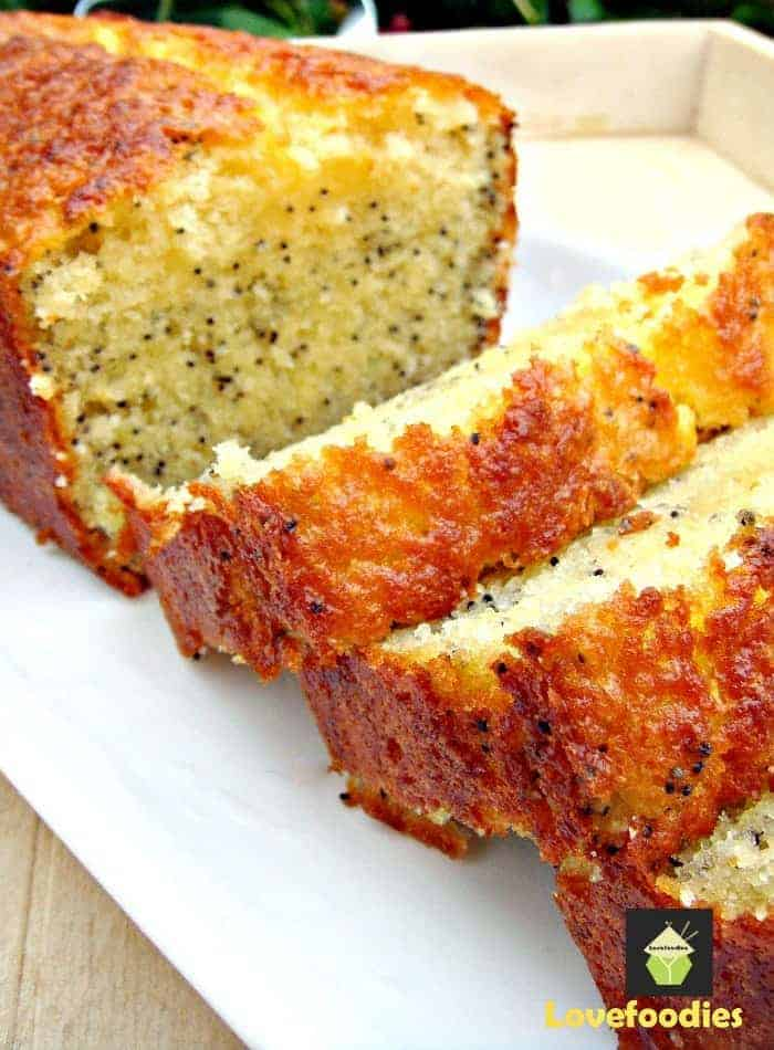 Lemon and Poppy Seed Loaf1