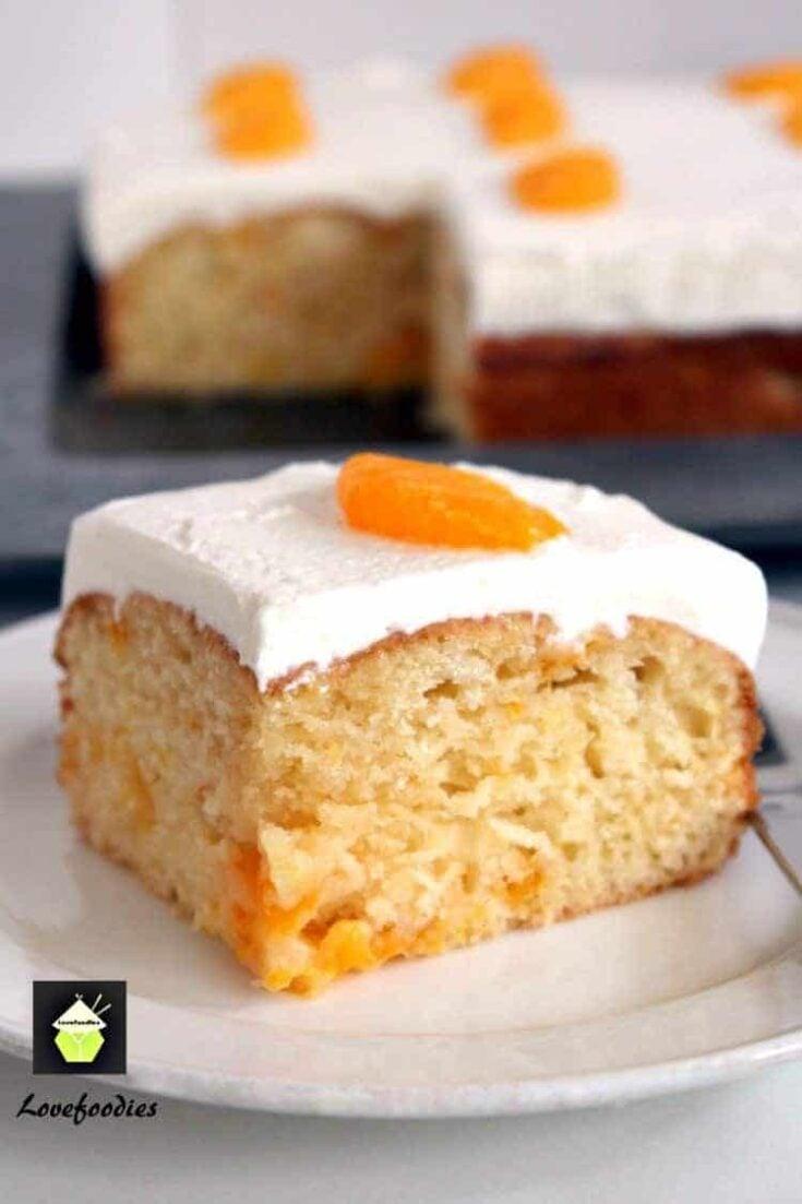 Mandarin Cake PT3