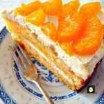 Mandarin or Pineapple Cream Cake