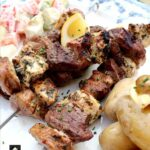 Meat Lovers' Kebabs