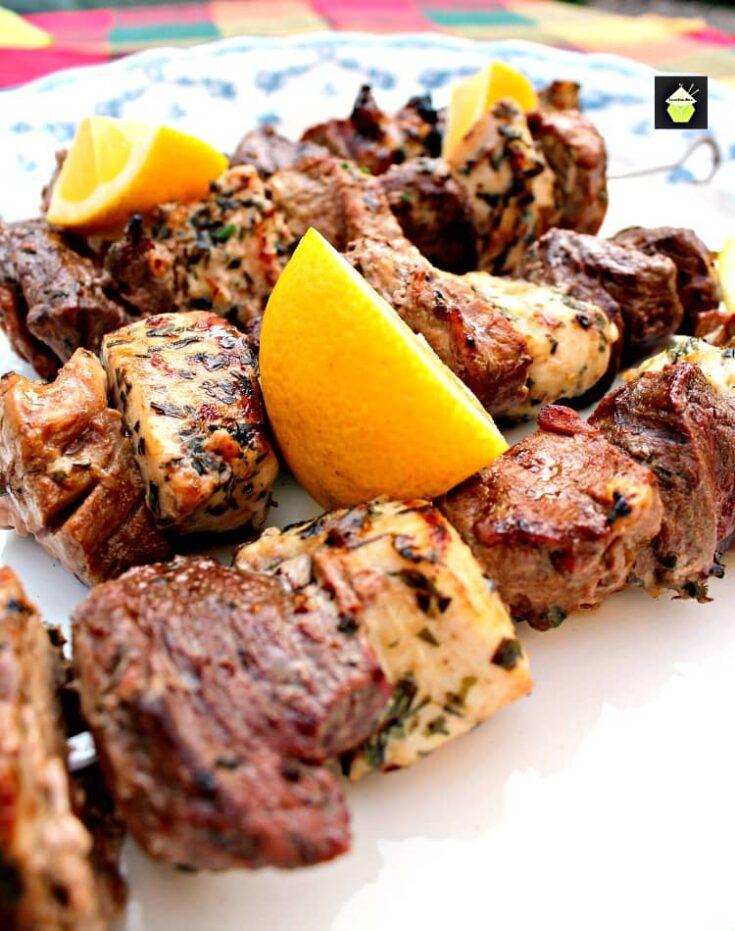Meat Lovers Kebab 6