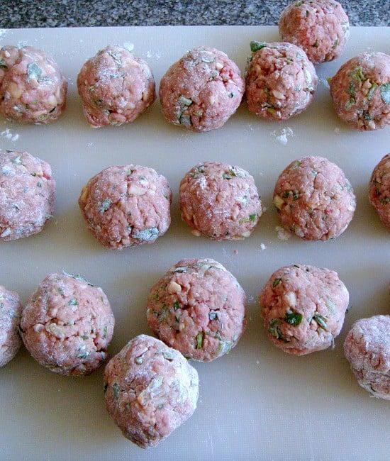 Meatballs With Attitude