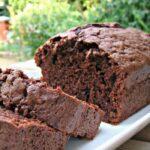 Moist Chocolate Zucchini Bread