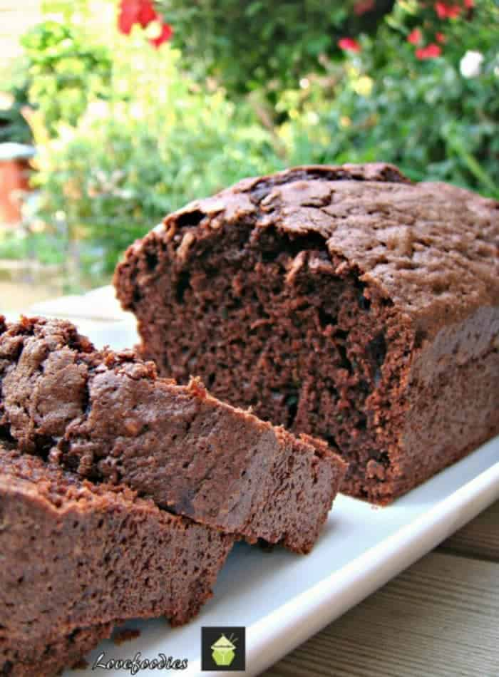 Moist Chocolate Pound Cake Loaf Pan