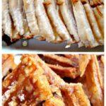 Moist Roast Pork and Crackling