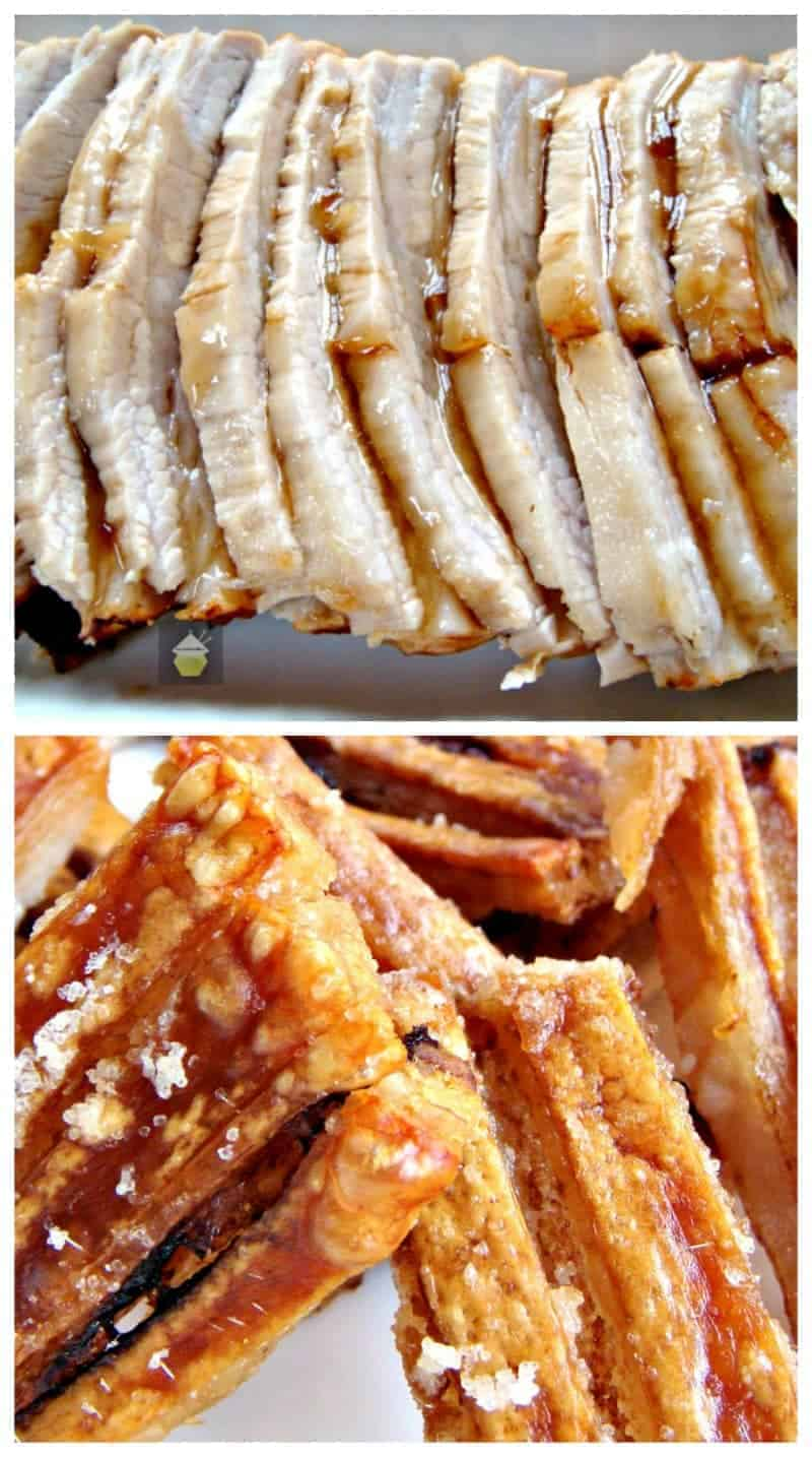 Roast Pork and Crackling, Let me show you the easy trick to