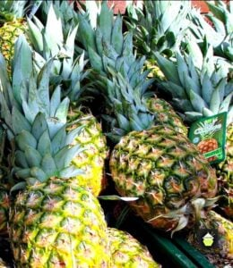 Spicy Caribbean Pineapple or Mango Chutney