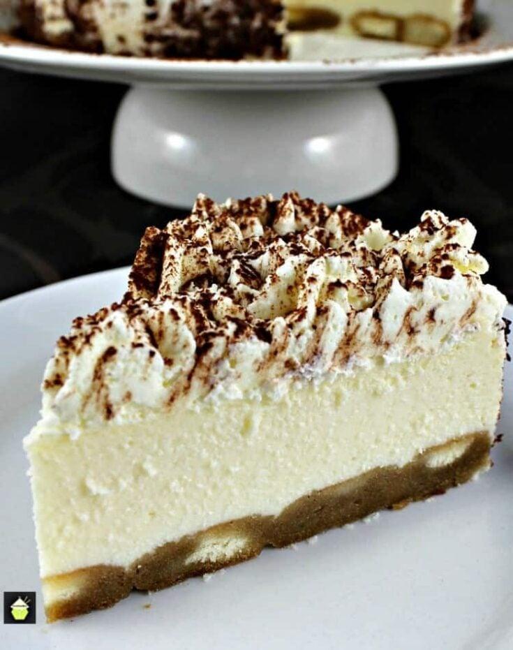 Tiramisu Cheesecake 7