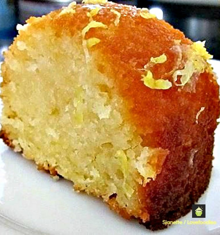 Lemon Cake Recipe Nz