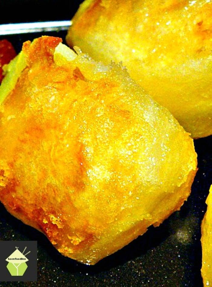 Super Crispy Crunchy Roast Potatoes