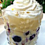 Blueberry and Lemon Trifle