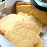 Butter Shortbread