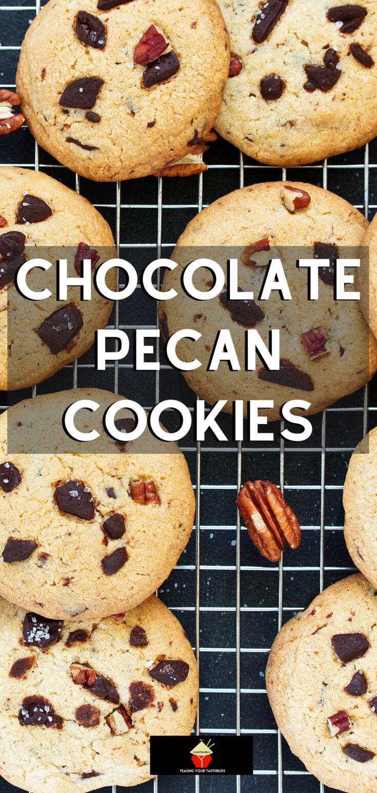 Chocolate Pecan CookiesP1