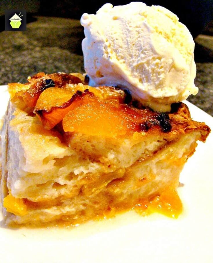 Coconut and Peach Paradise French Toast7