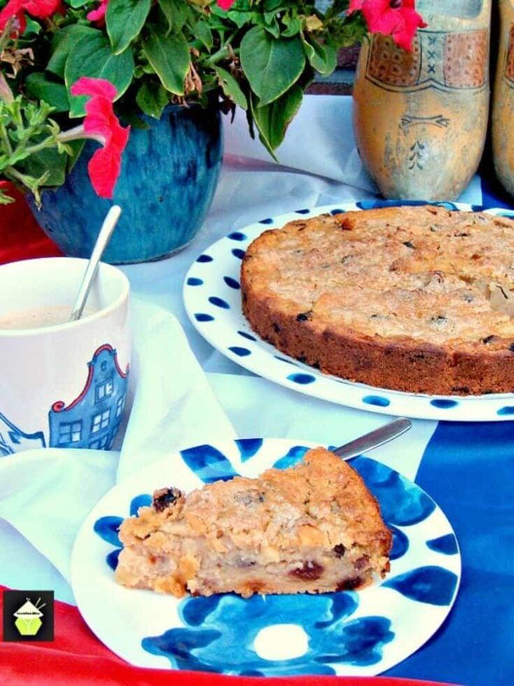 Dutch Farmhouse Cake 8