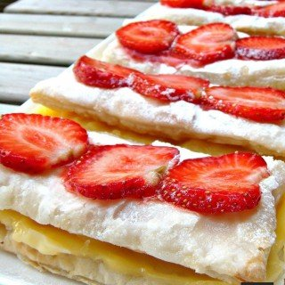 Easy Vanilla Slices
