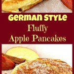 Fluffy Apple Pancakes