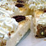 Fluffy Honey Cheesecake