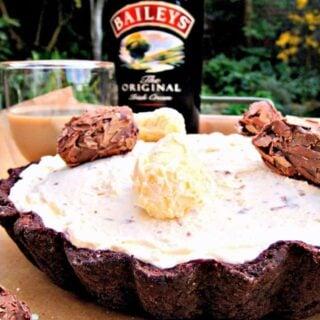 Silky Irish Cream Pie
