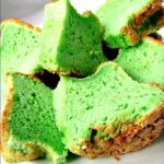 How To Make A Chiffon Cake. Here I made a Pandan flavour cake which gives a wonderful green color, you can of course choose any flavor. Easy step by step instructions to give you perfect results for this soft and fluffy cake. Really delicious! #Asian