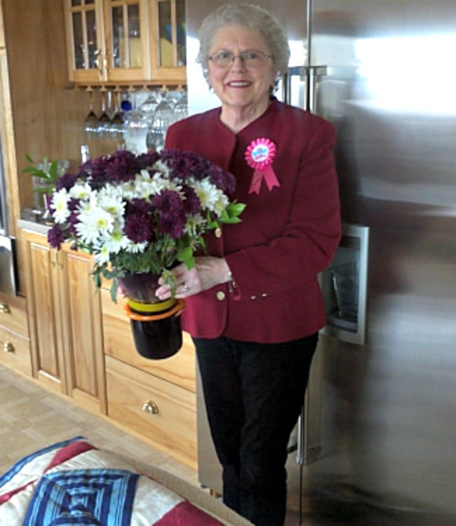 Nanny Pat's 70th Birthday
