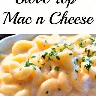 Stove Top Mac n Cheese - Yep, it's as easy as A B C !